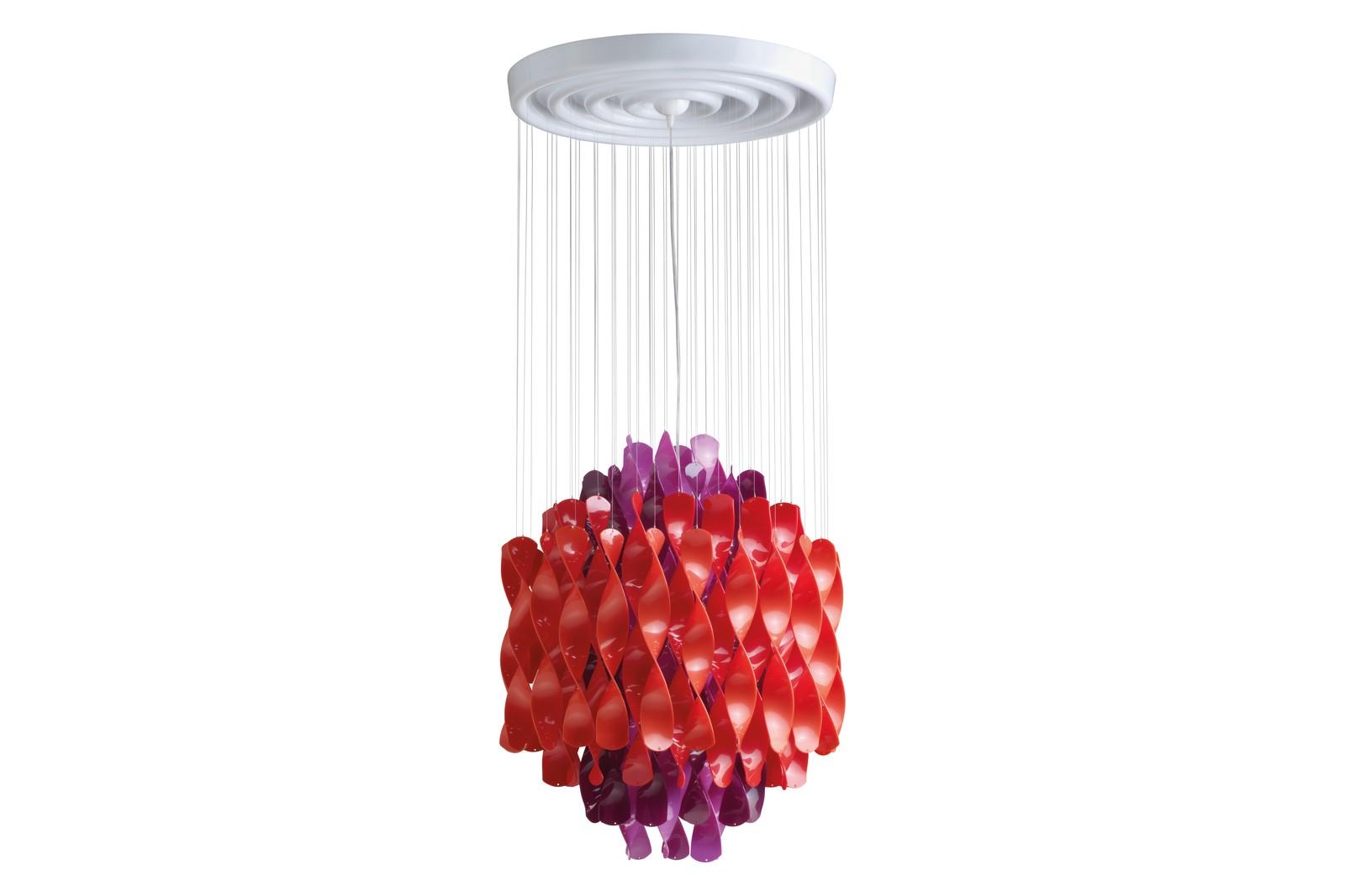 Spiral SP1 Pendant Light Multi Colour