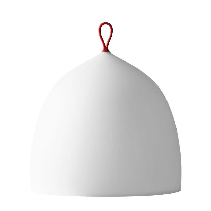 Suspence Nomad Floor Lamp Red cord