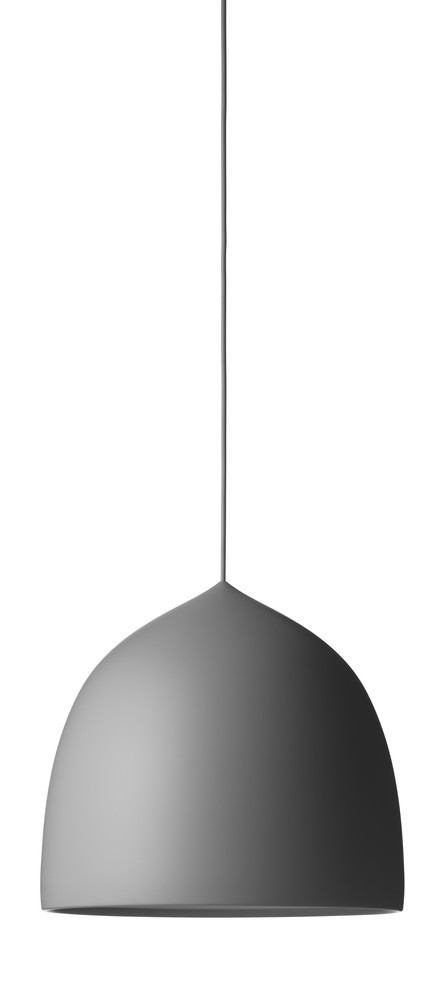 Suspence Pendant Light P2 Large, Light Grey, 3 m cord
