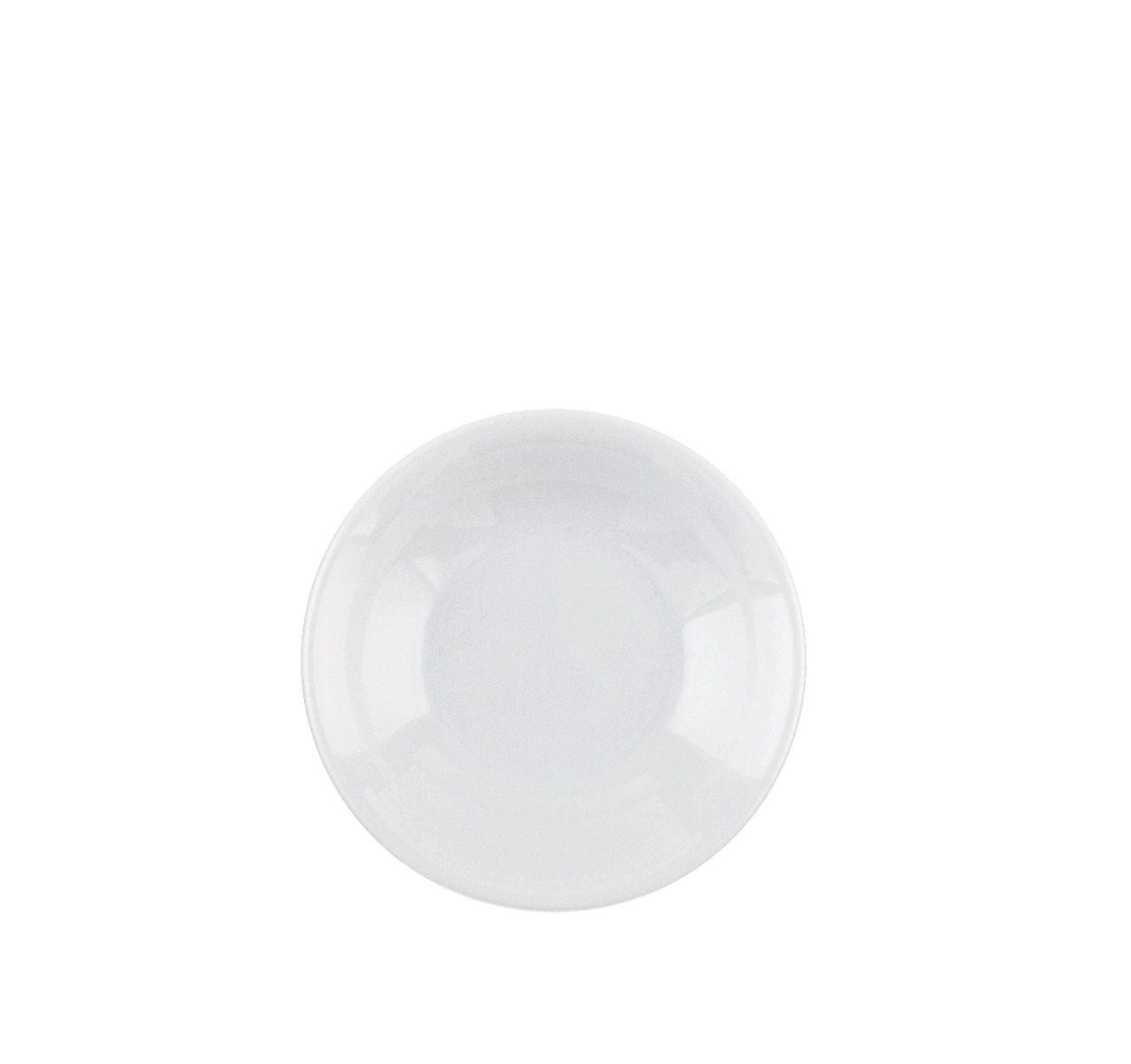 The White Snow - Round Serving Bowl 34