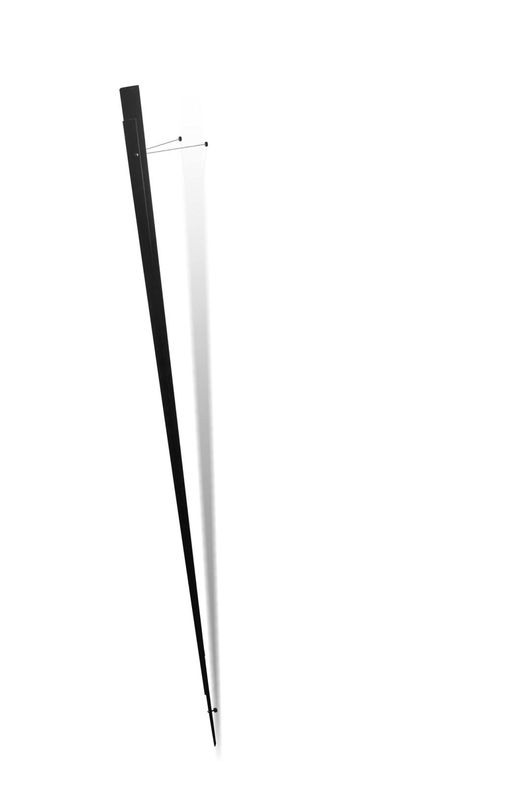 Torchere LED Wall Light 102 Matt Black
