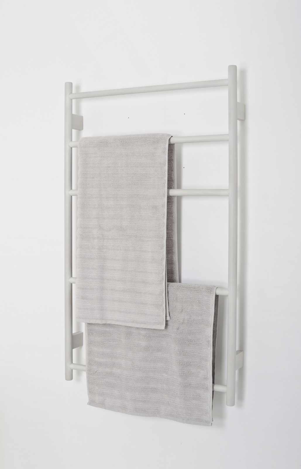 Towel Rail Wallbar Towel Rail Wallbar - Oyster White