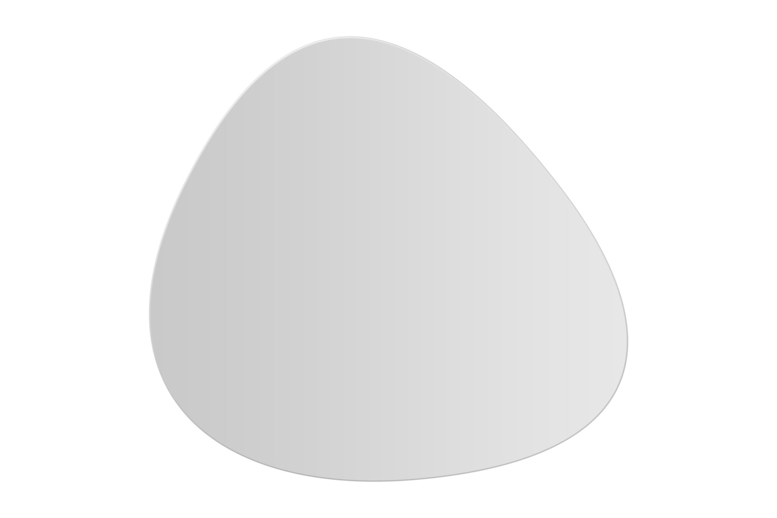 Tria Wall Light White Satin Lacquer, Yes, 29 cm