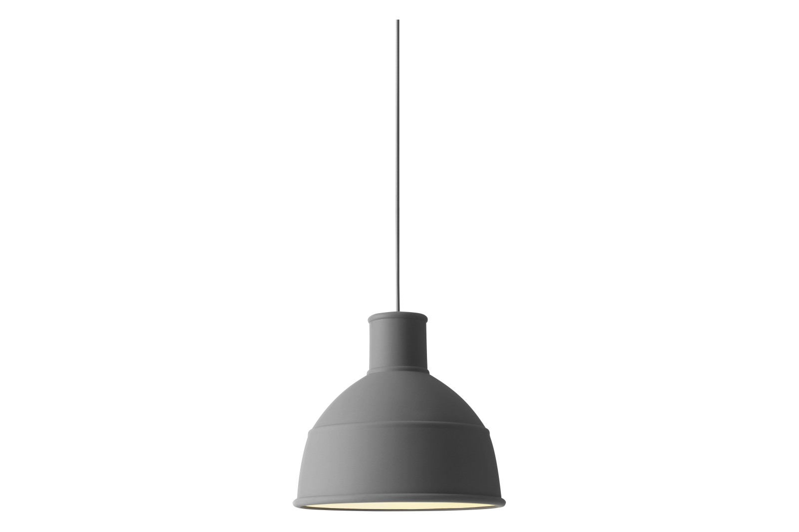 Unfold Pendant Light Dark Grey