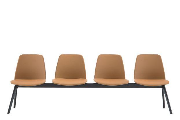 Unnia Tapiz Bench 4 Seater Pricegrp. c1, Colour W01-White