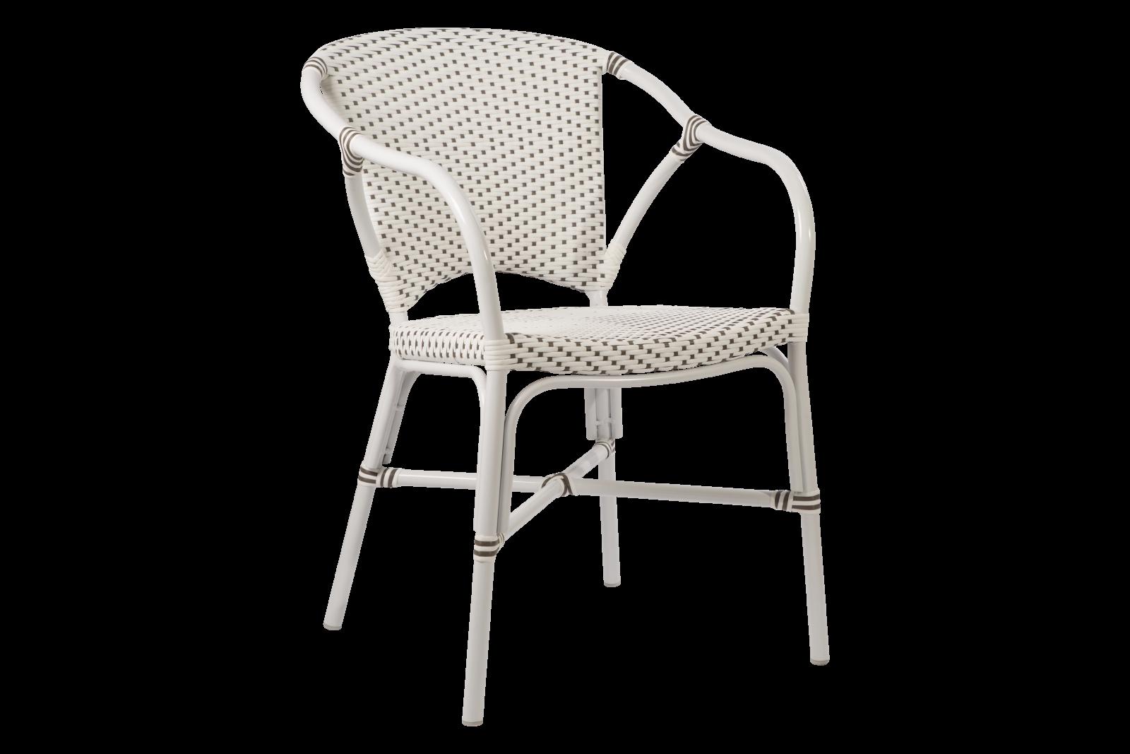 Valerie Aluminium Chair Set of 2