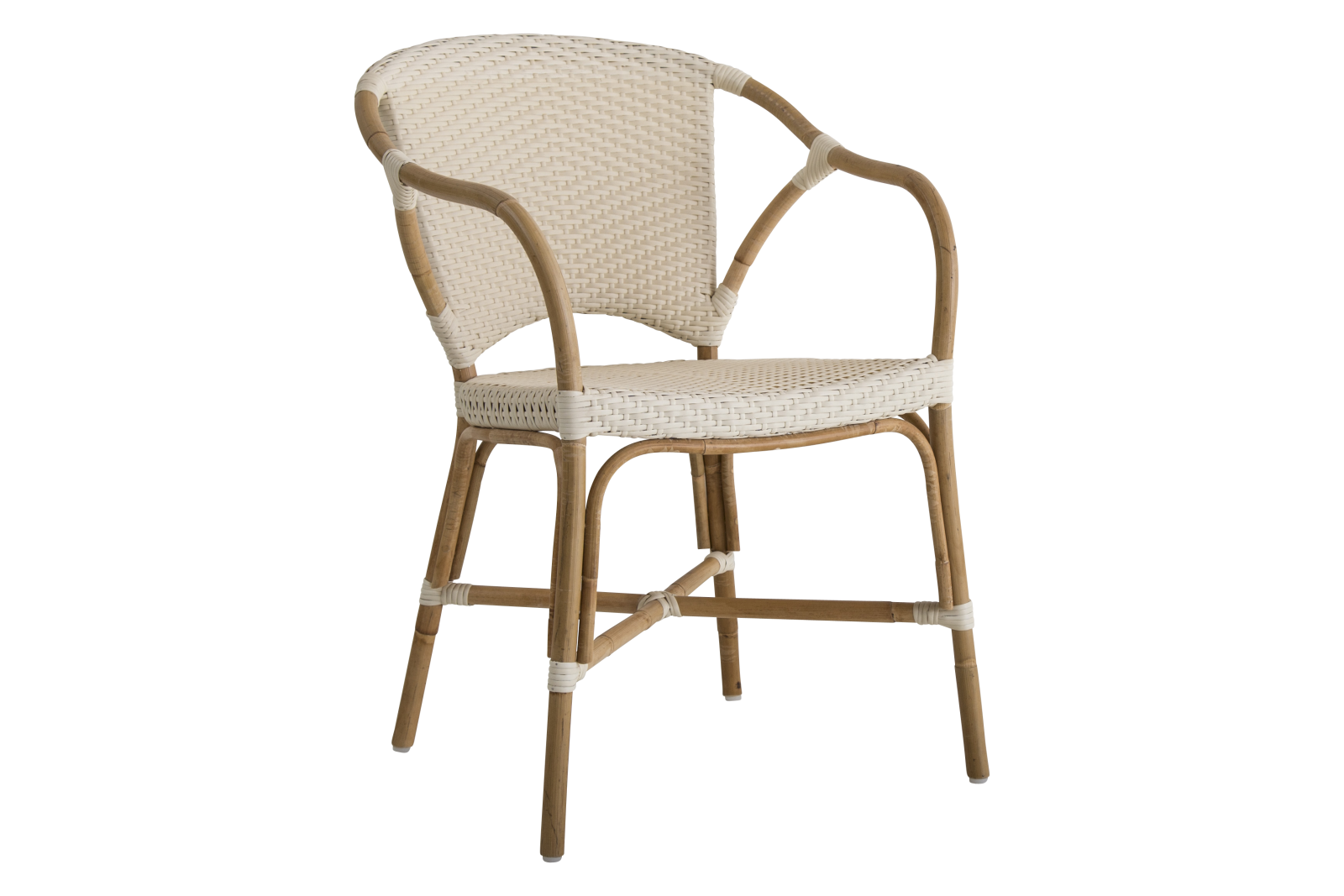Valerie Chair Set of 2 Ivory