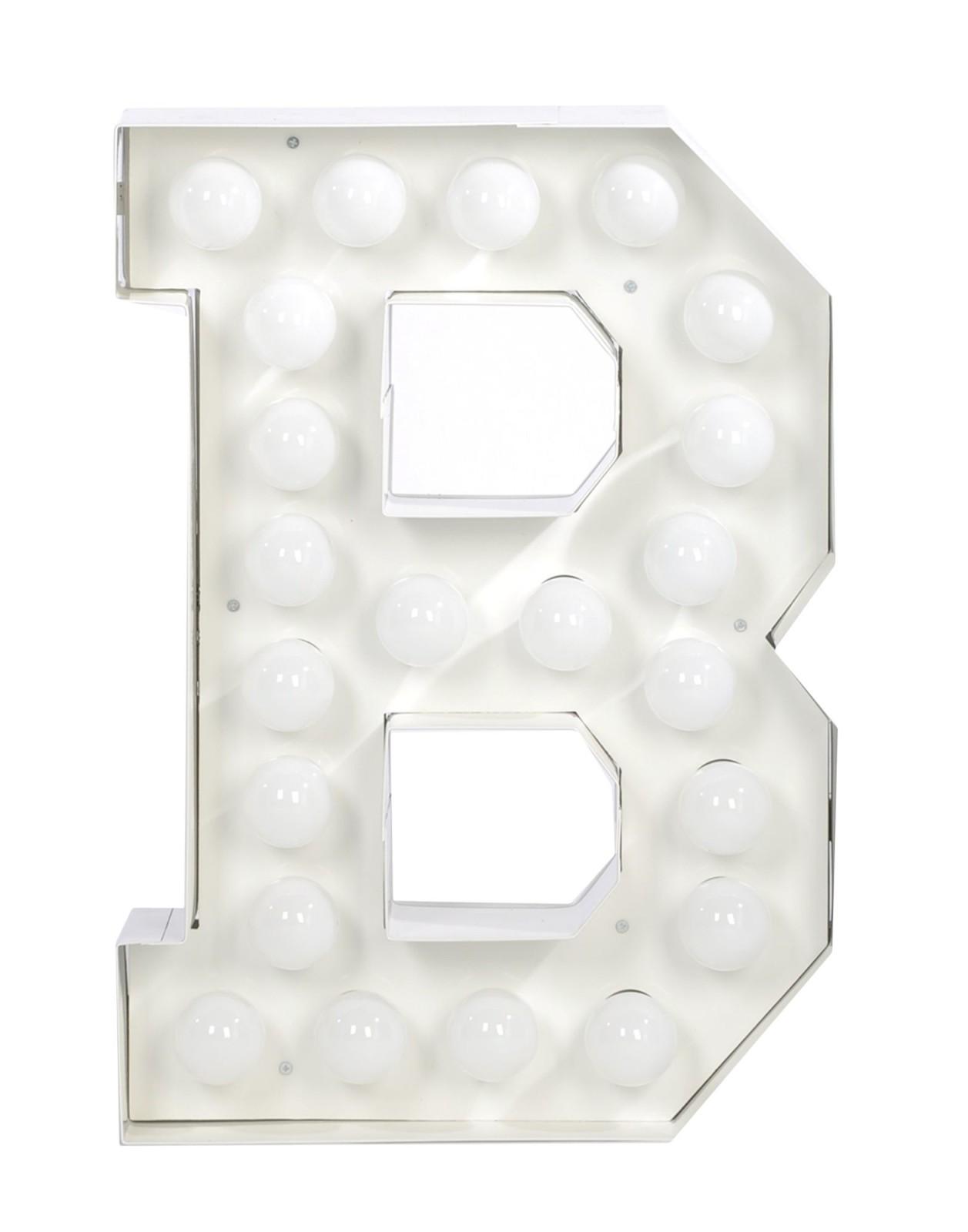 Vegaz Alphabet Lamp B