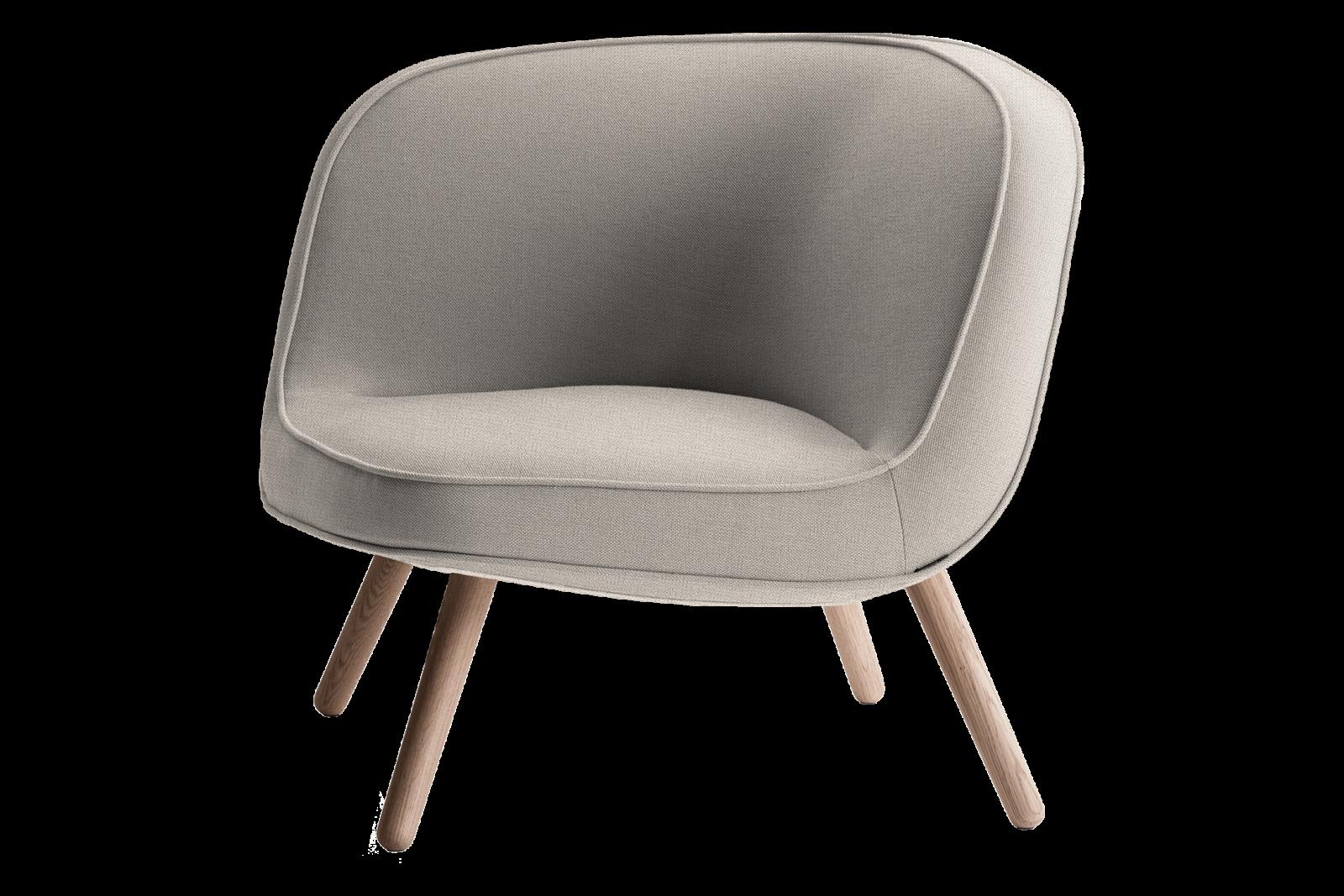 Via57 Lounge Chair Christianshavn Fabric 1120