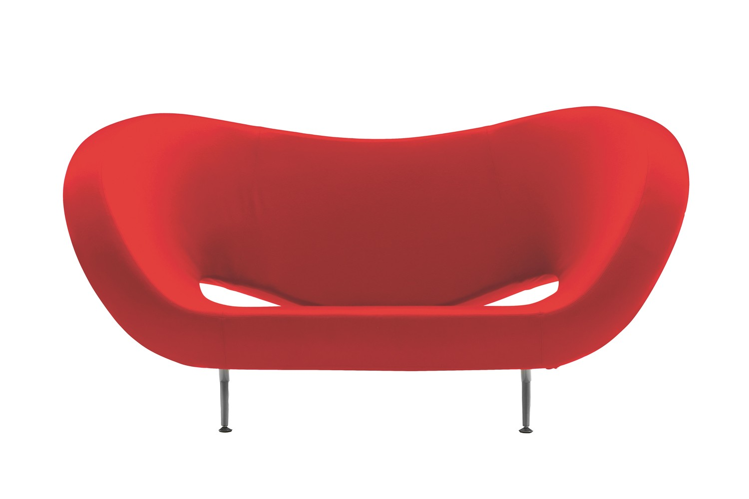 Victoria and Albert Sofa 255, A0867 - Divina 3 623 red