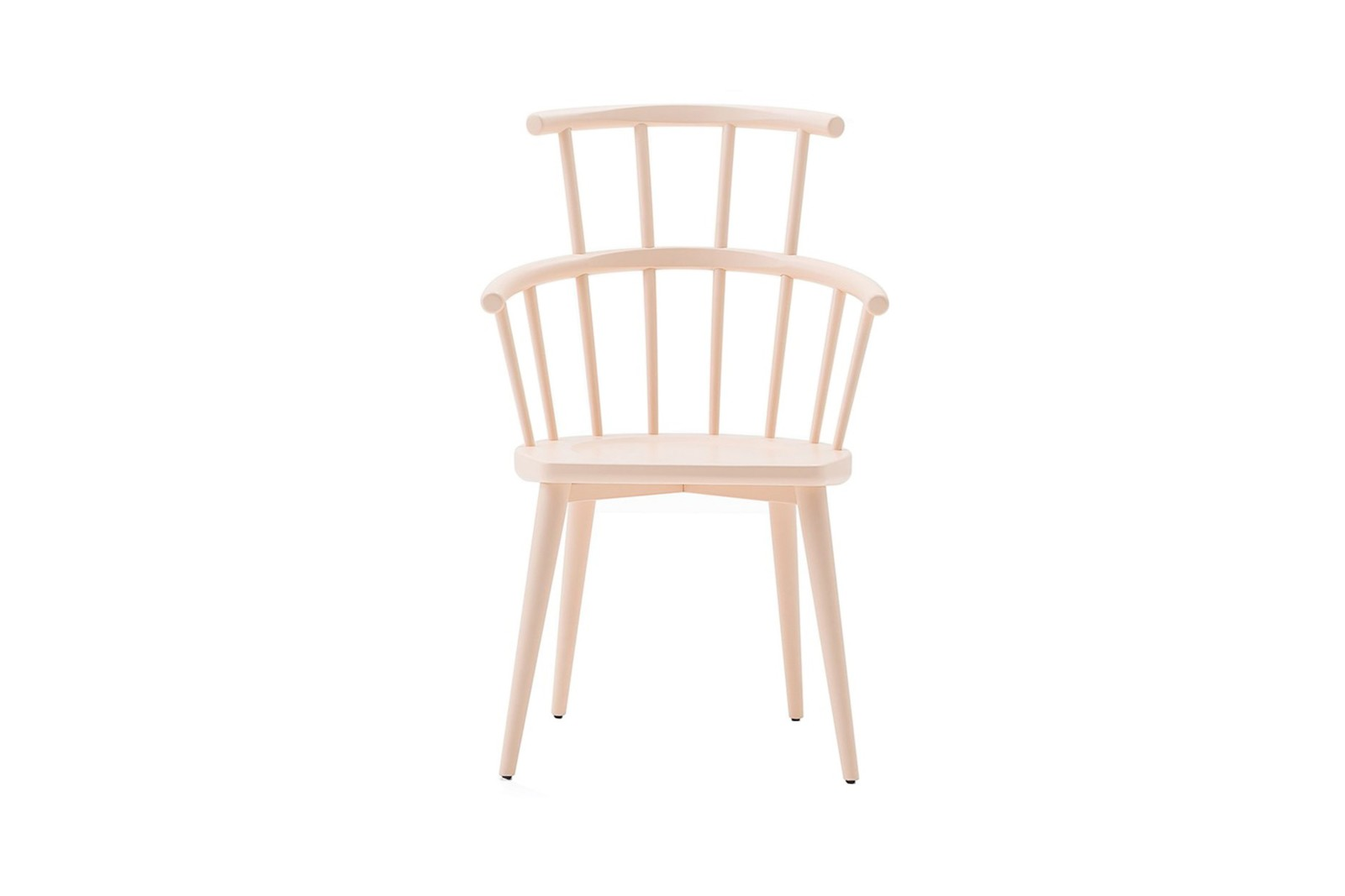 W. 603 Dining Chair Beechwood 0078