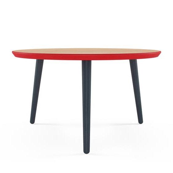 WW Coffee Table WW COFFEE TABLE CS3 - Oak, Red & Blue