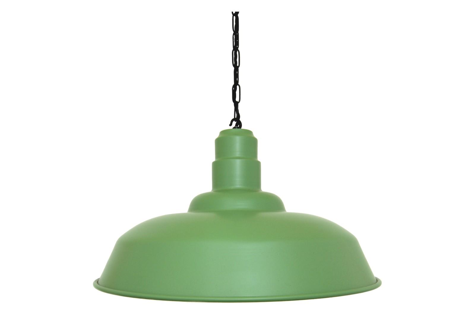 Wyse Pendant Light Powder Coated Sage Green