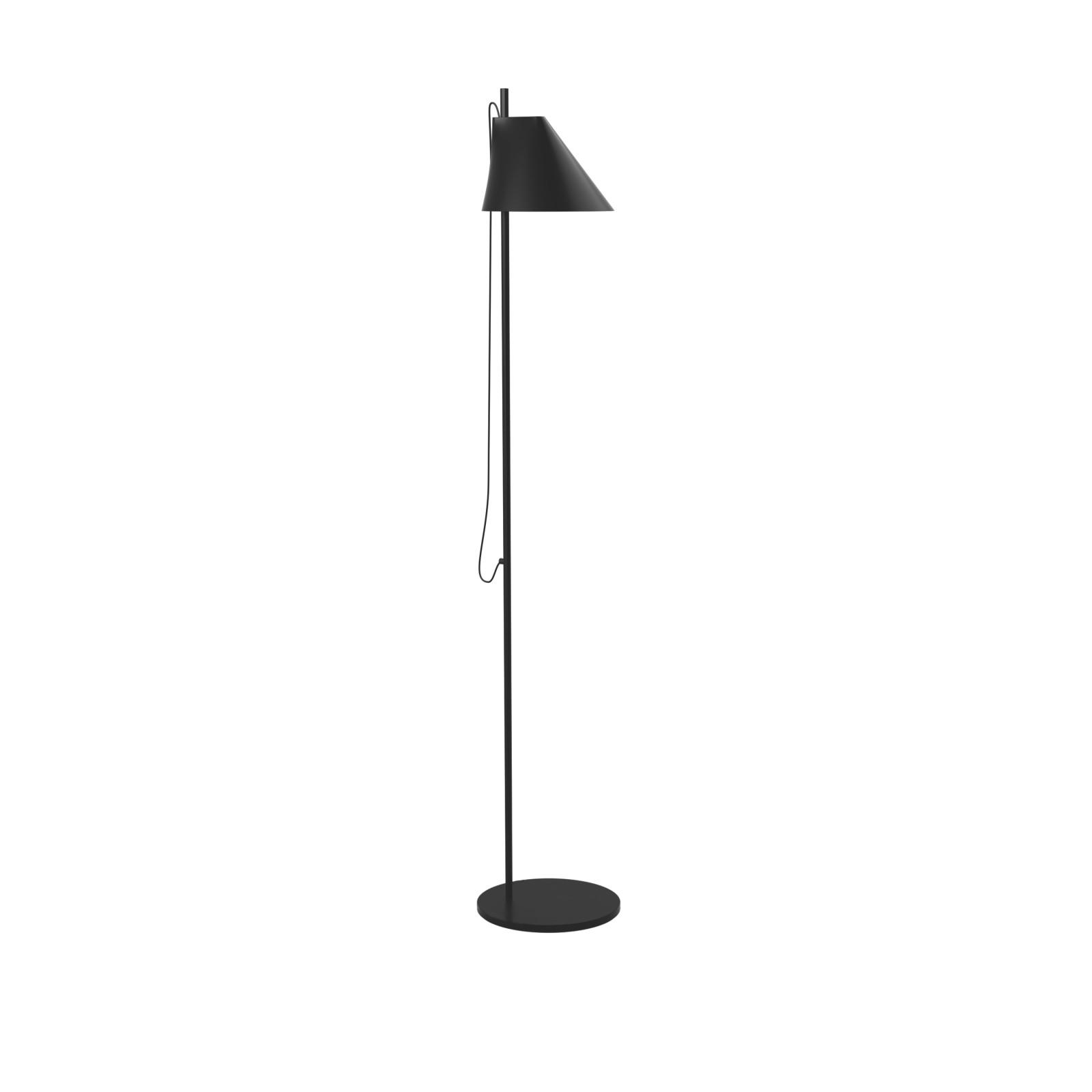 Yuh Floor Lamp Black