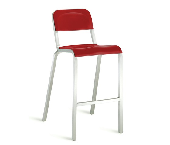 1951 Barstool Red