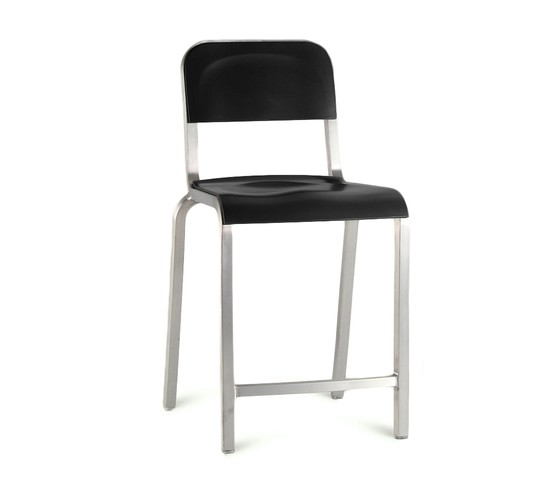 1951 Counter Stool Black
