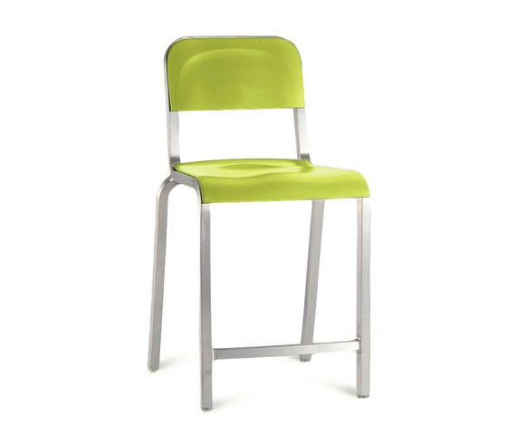 1951 Counter Stool Green