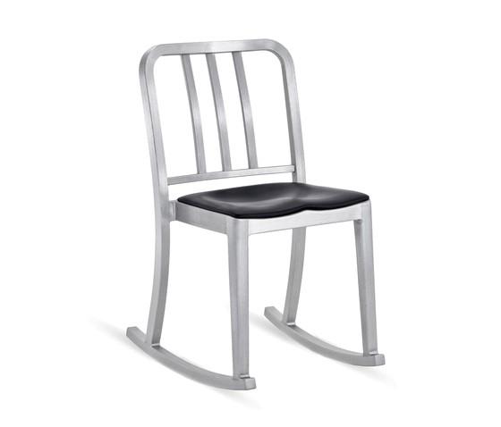 Heritage Rocking chair seat pad Hand-brushed
