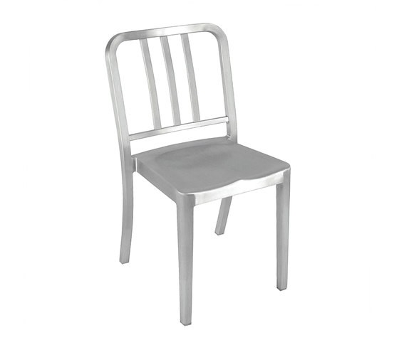 Heritage Stacking Chair Hand Polished