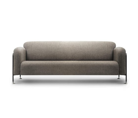 Mega Sofa Stone Grey - Fabric A