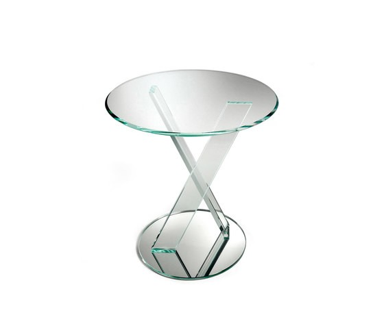 Mister X by Reflex Extra Clear Glass, Diameter 50 cm