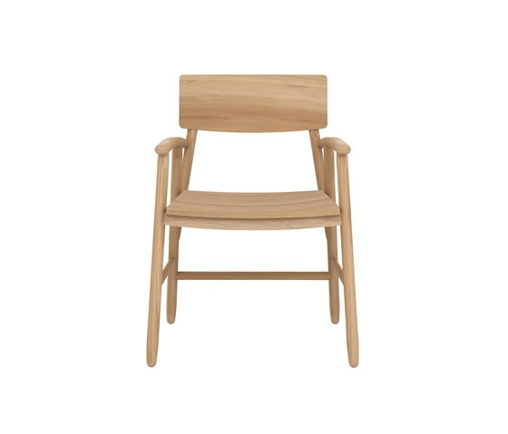 Bjorsing Chair Oak