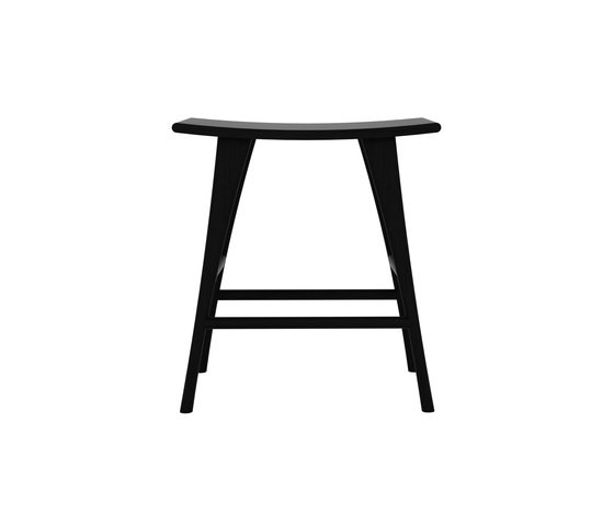 Oak Osso stool high Blackstone