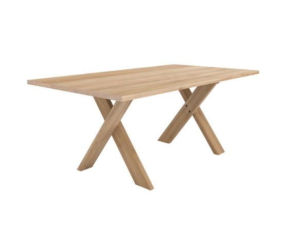 Oak Pettersson dining table 180 x 90 x 76 cm