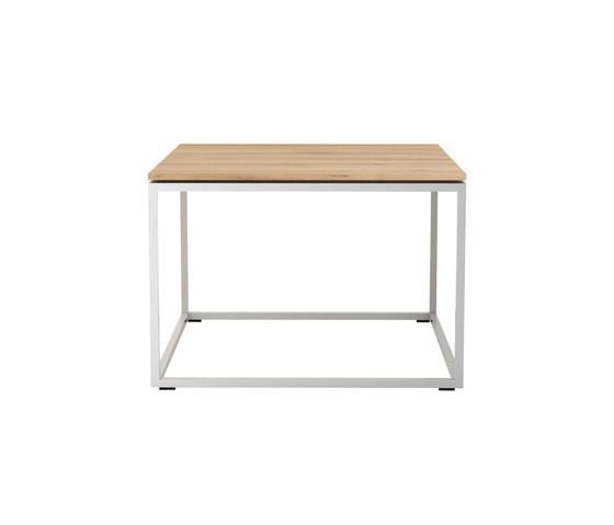 Oak Thin side table