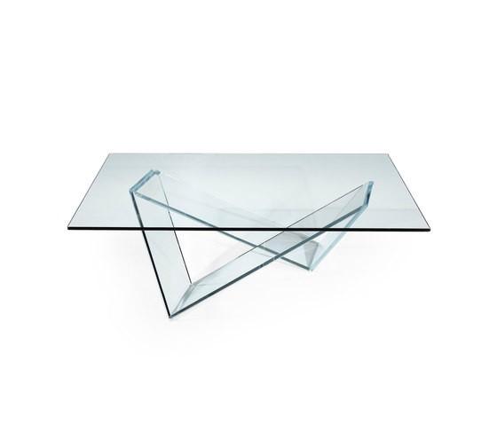 Prisma 40 Coffee Table by Reflex 106x106x42 cm