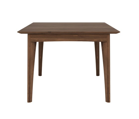 Walnut Osso square dining table
