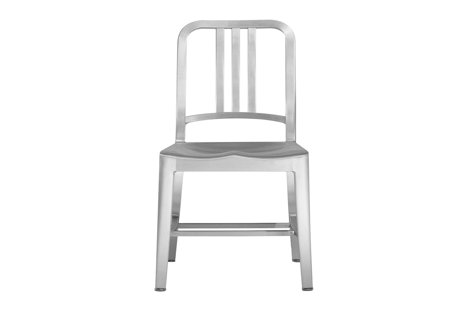 1006 Navy Child's Chair Hand Brushed