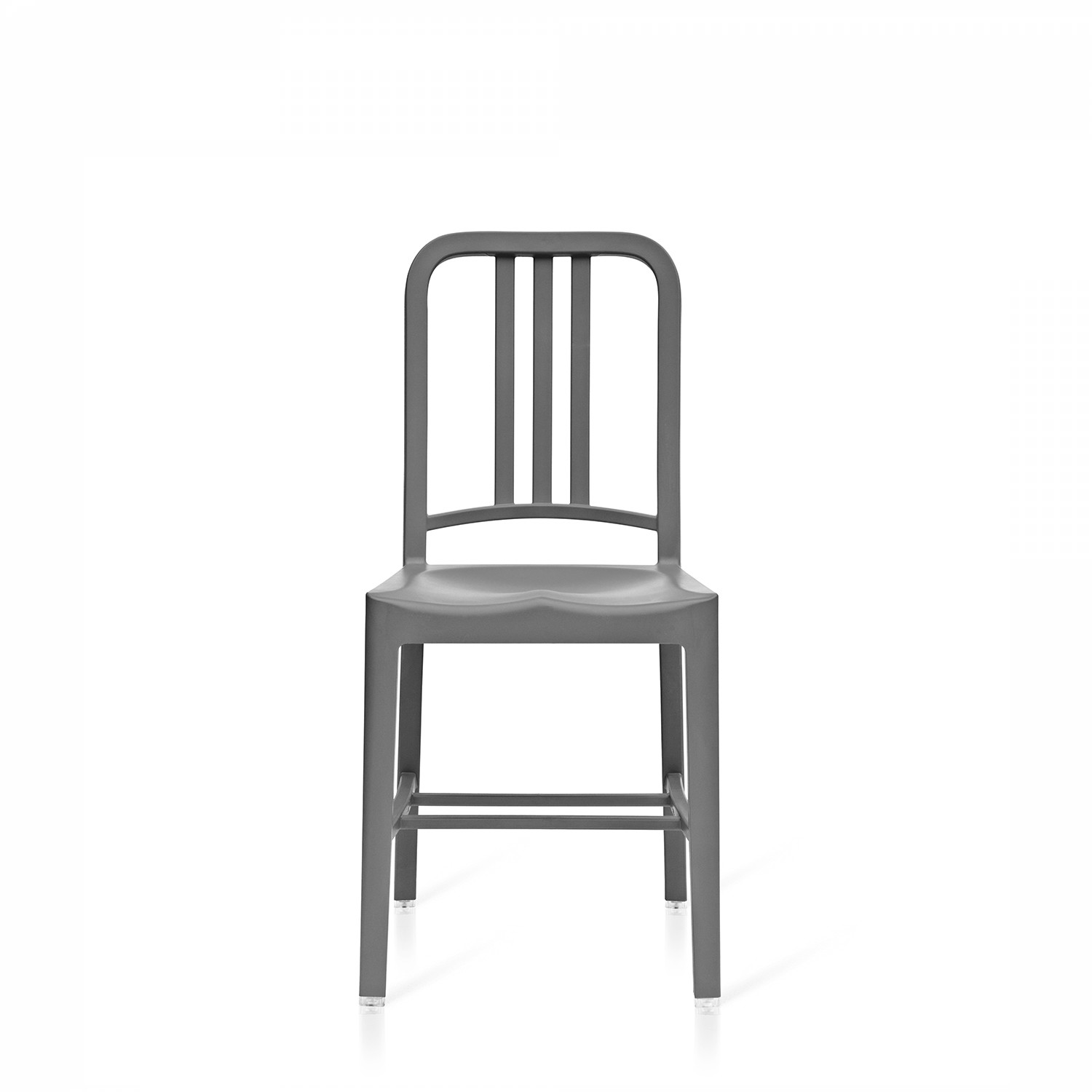 111 Navy Dining Chair - Set of 2 Flint Grey