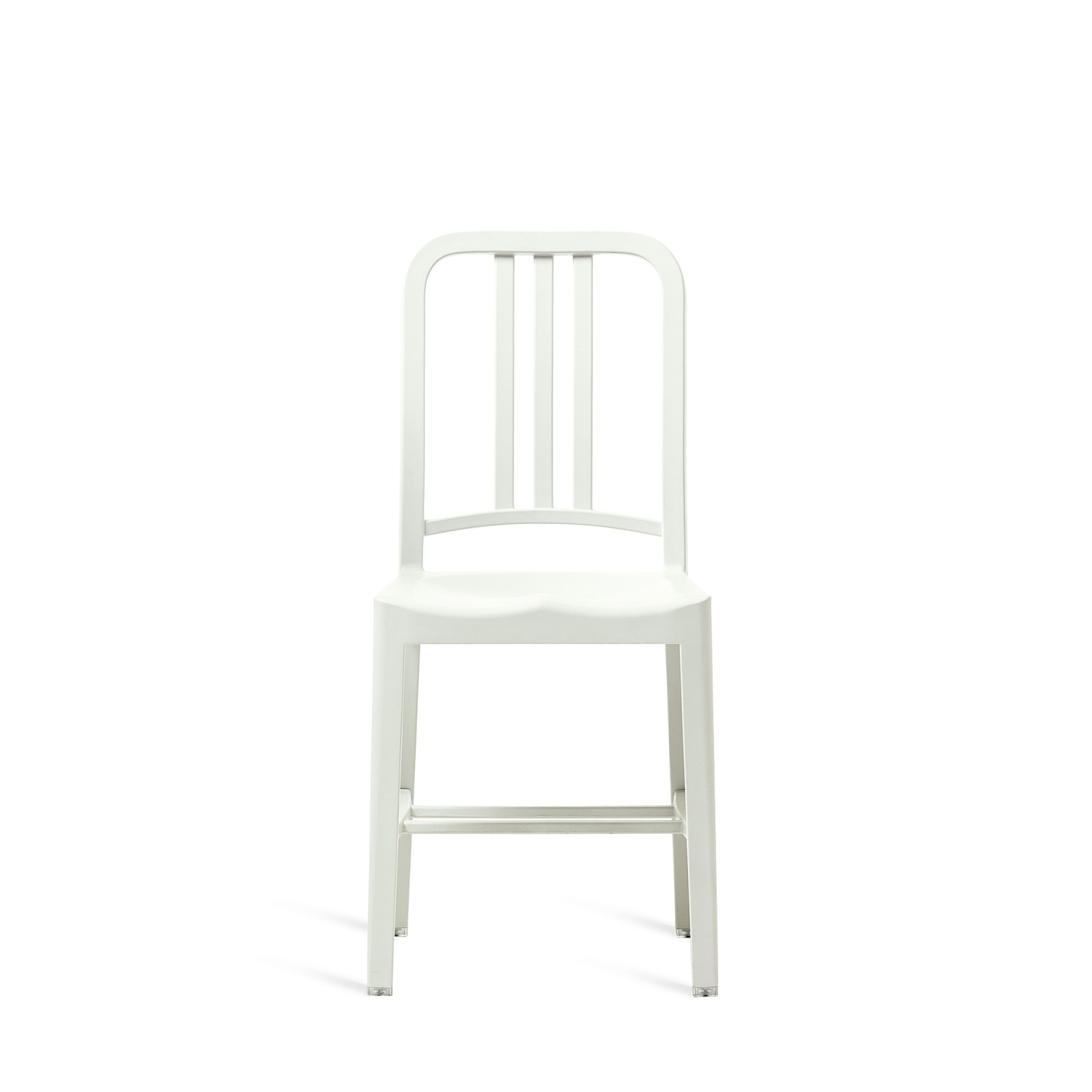 111 Navy Dining Chair - Set of 2 Snow White