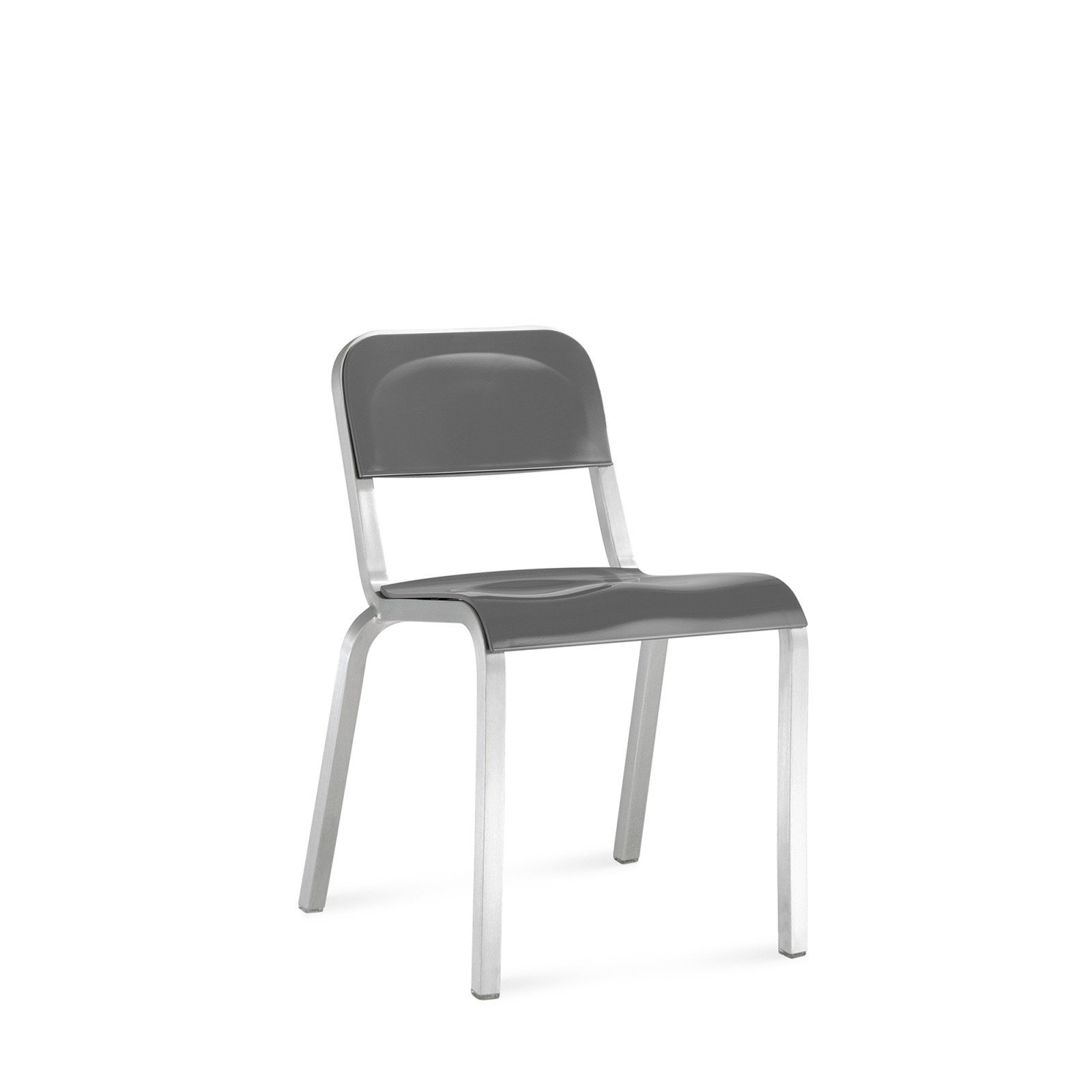 1951 Stacking Chair Grey