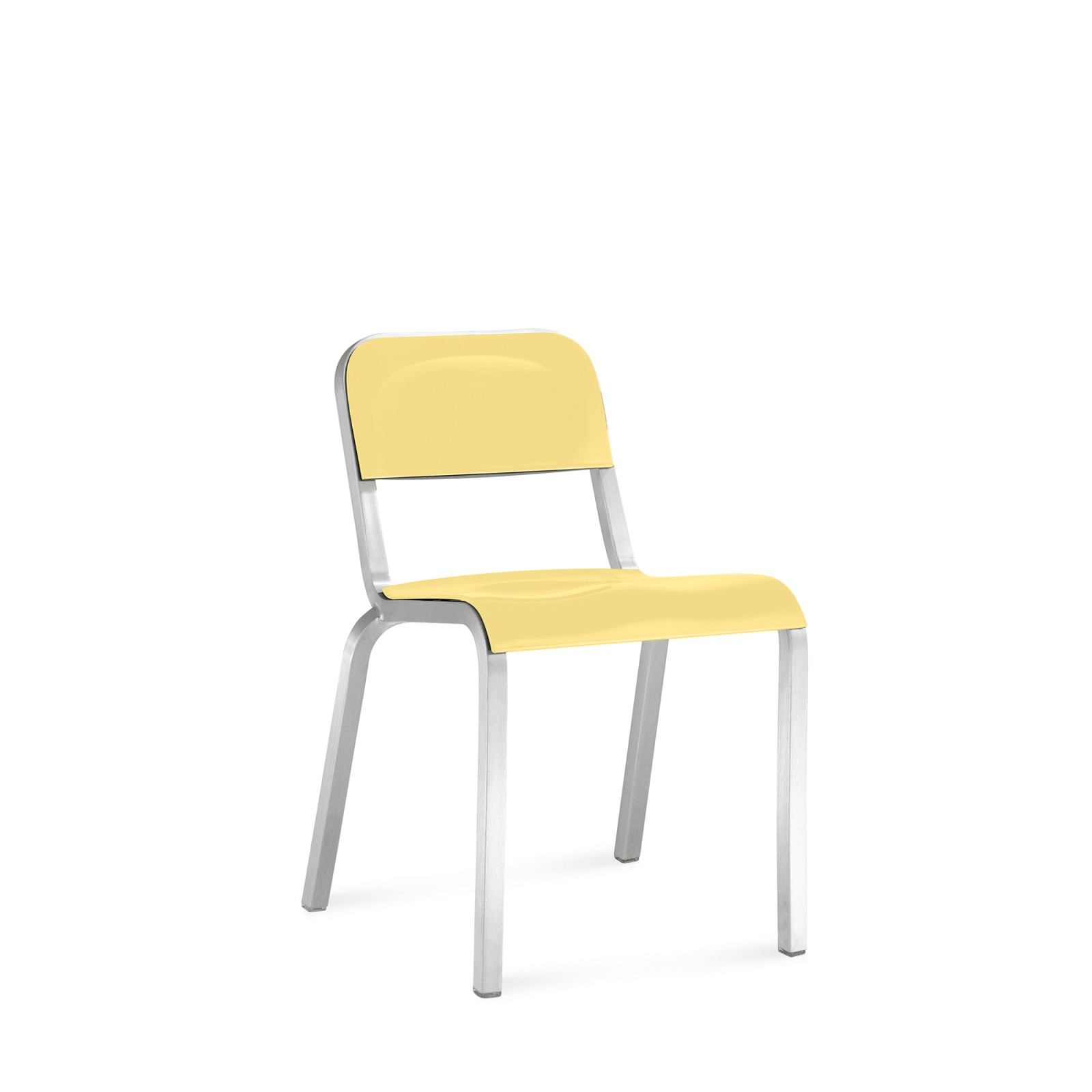 1951 Stacking Chair Yellow