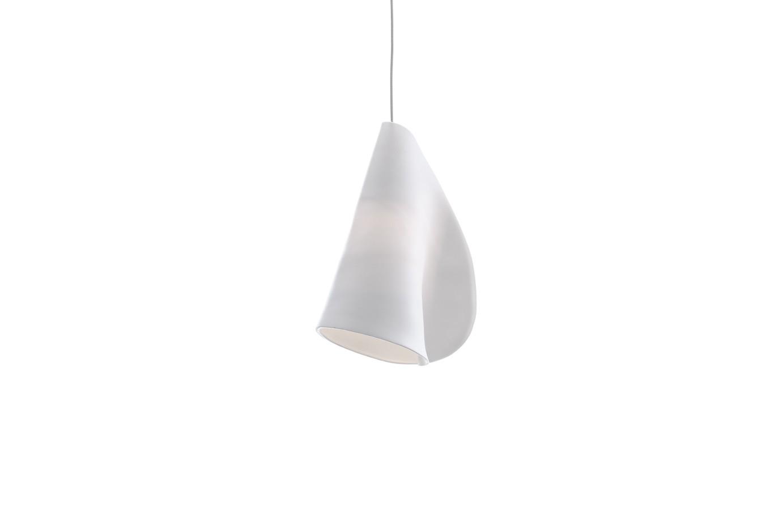 21.1m Single Pendant Mini White, Mini Innie Canopy, Xenon