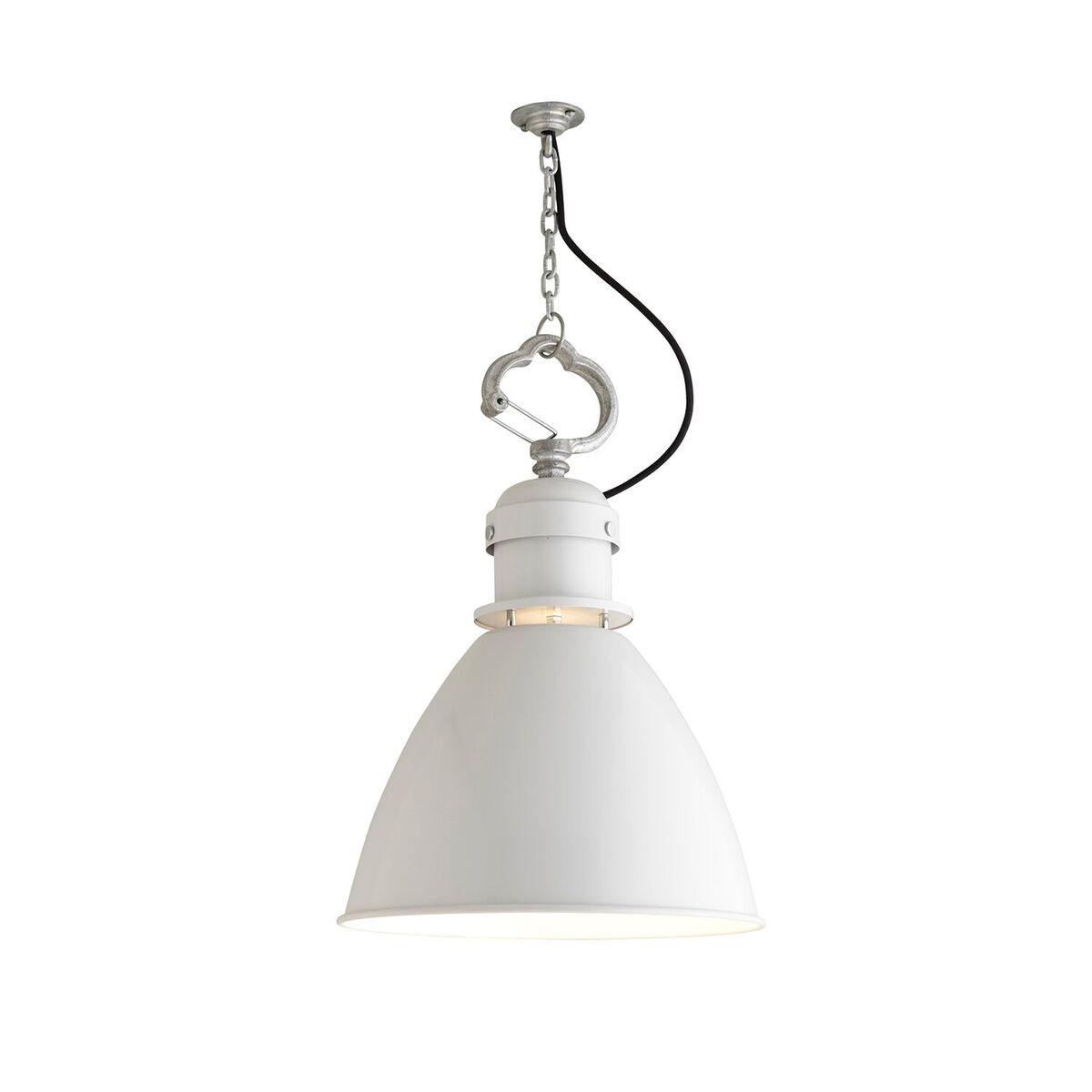 7380 Pendant Light Light Grey, Small