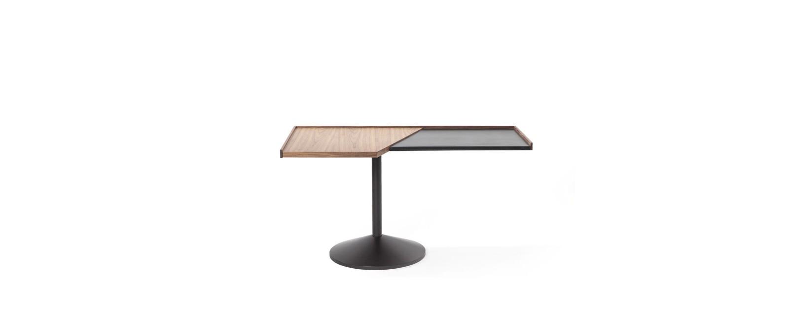 840 Stadera Writing Desk Natural Ash