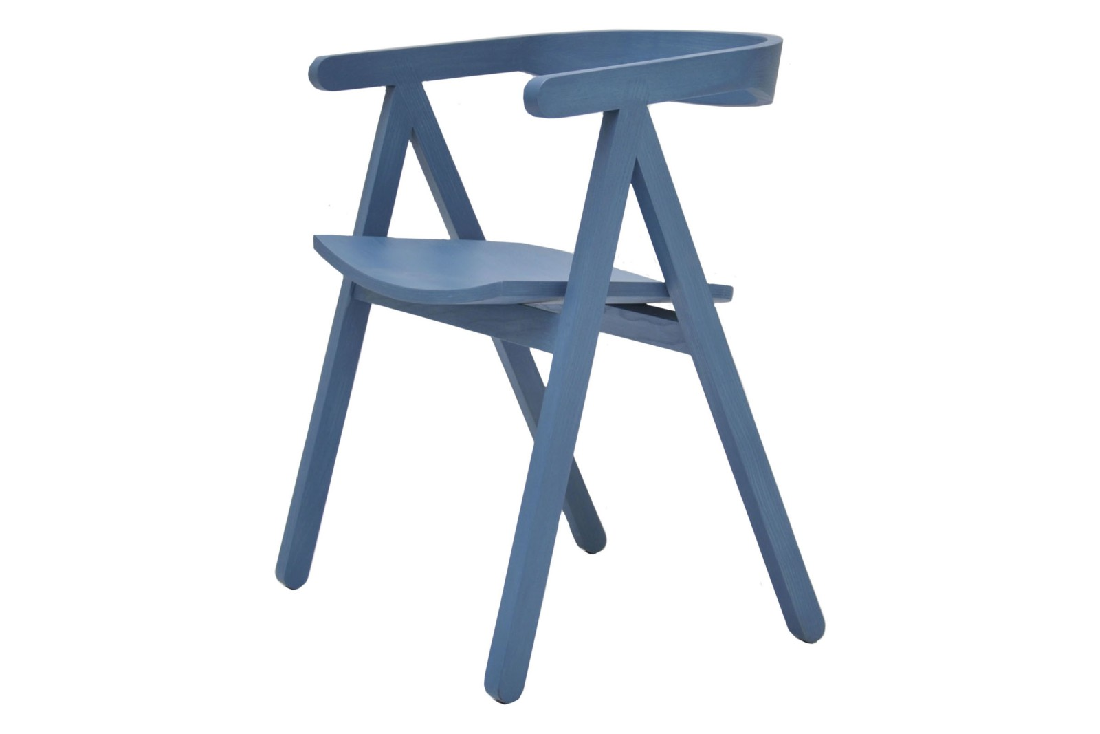 A Chair Blue