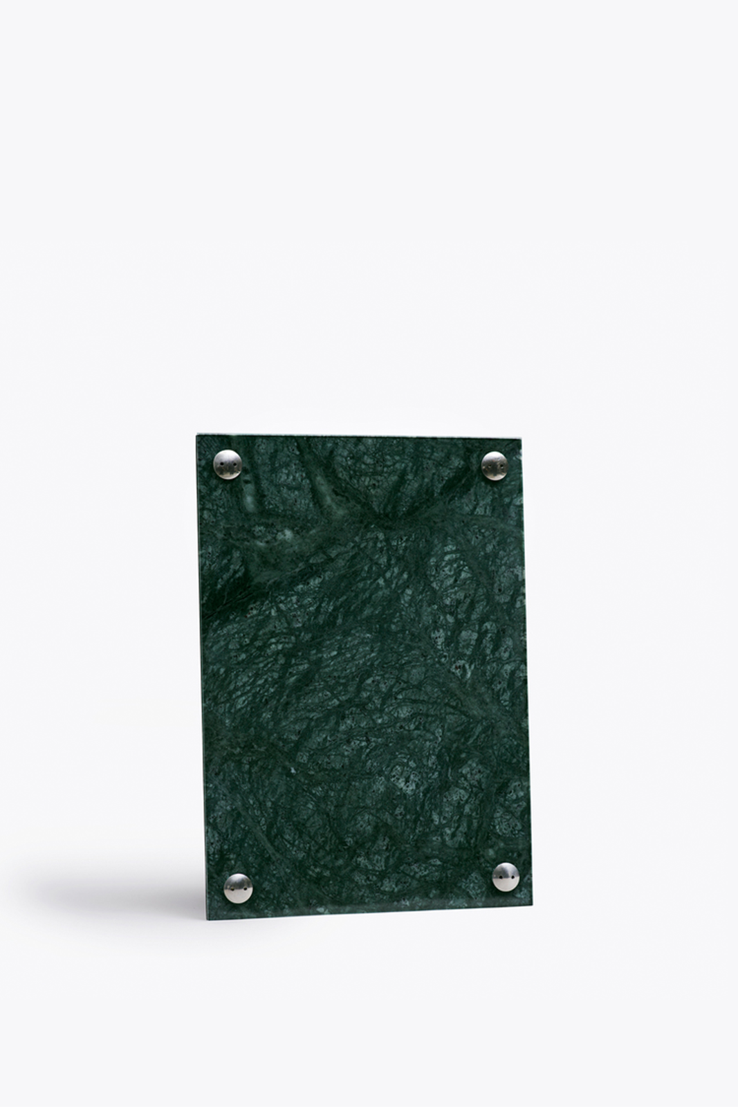 A Frame Pictureframe Indian Green Marble, Medium (A4)