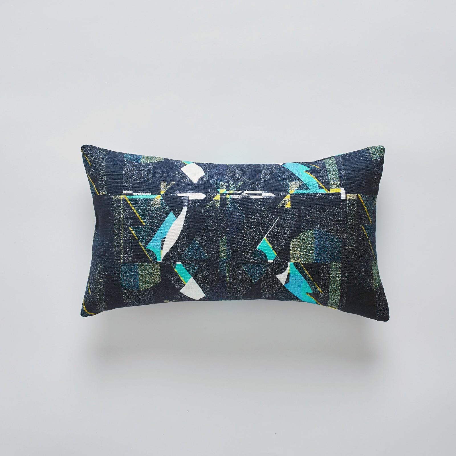 A Shingle Night cushion 30x50cm