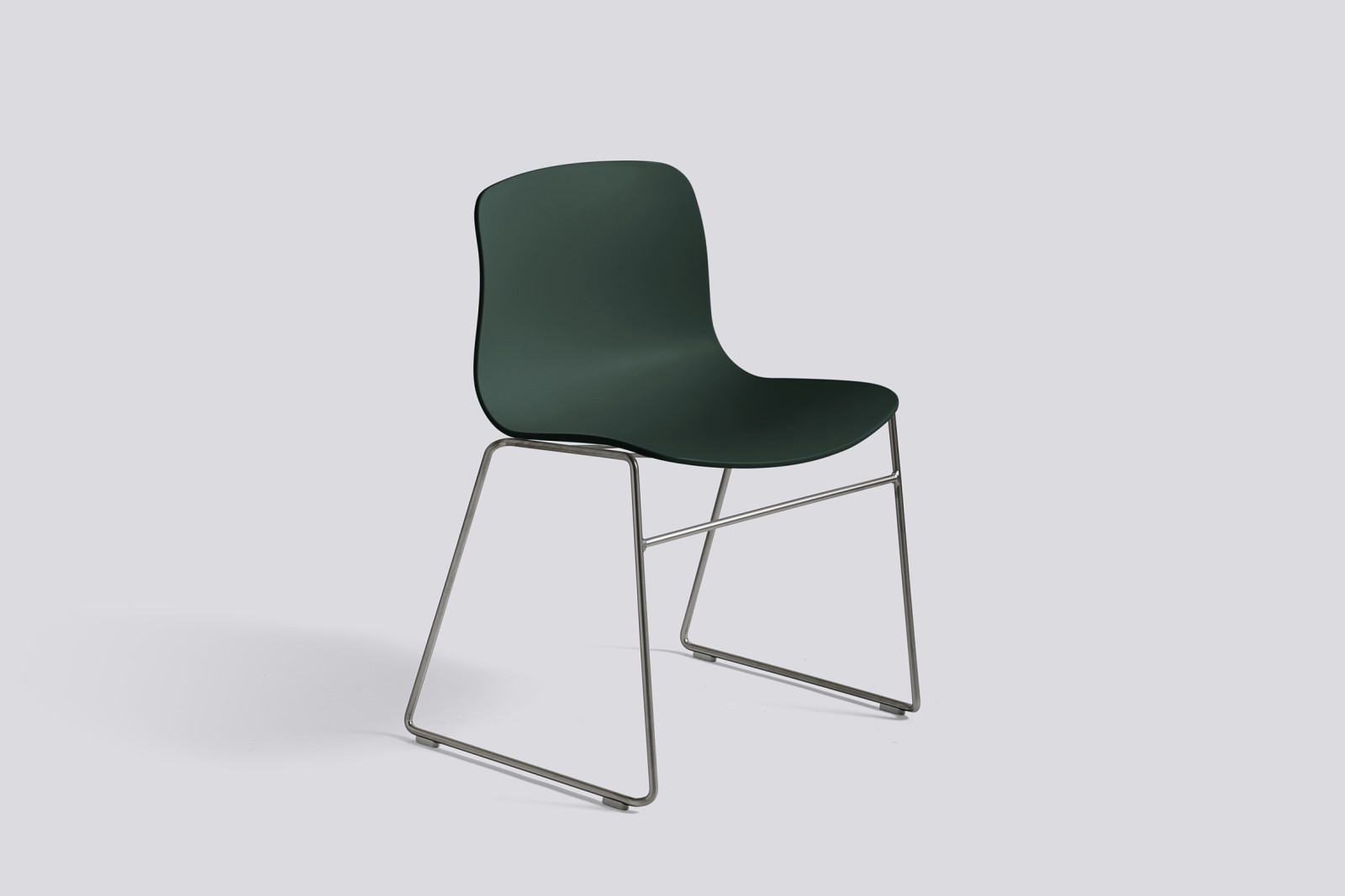 About A Chair AAC08 Hunter Seat and Stainless Steel Base