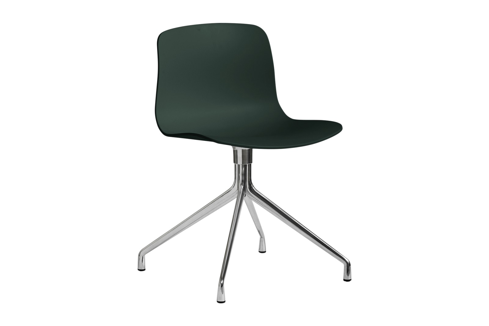 About A Chair AAC10 Hunter, Polished Aluminium