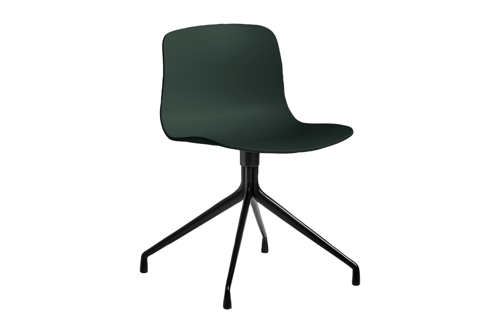 About A Chair AAC10 Hunter, Black Powder Coated Aluminium