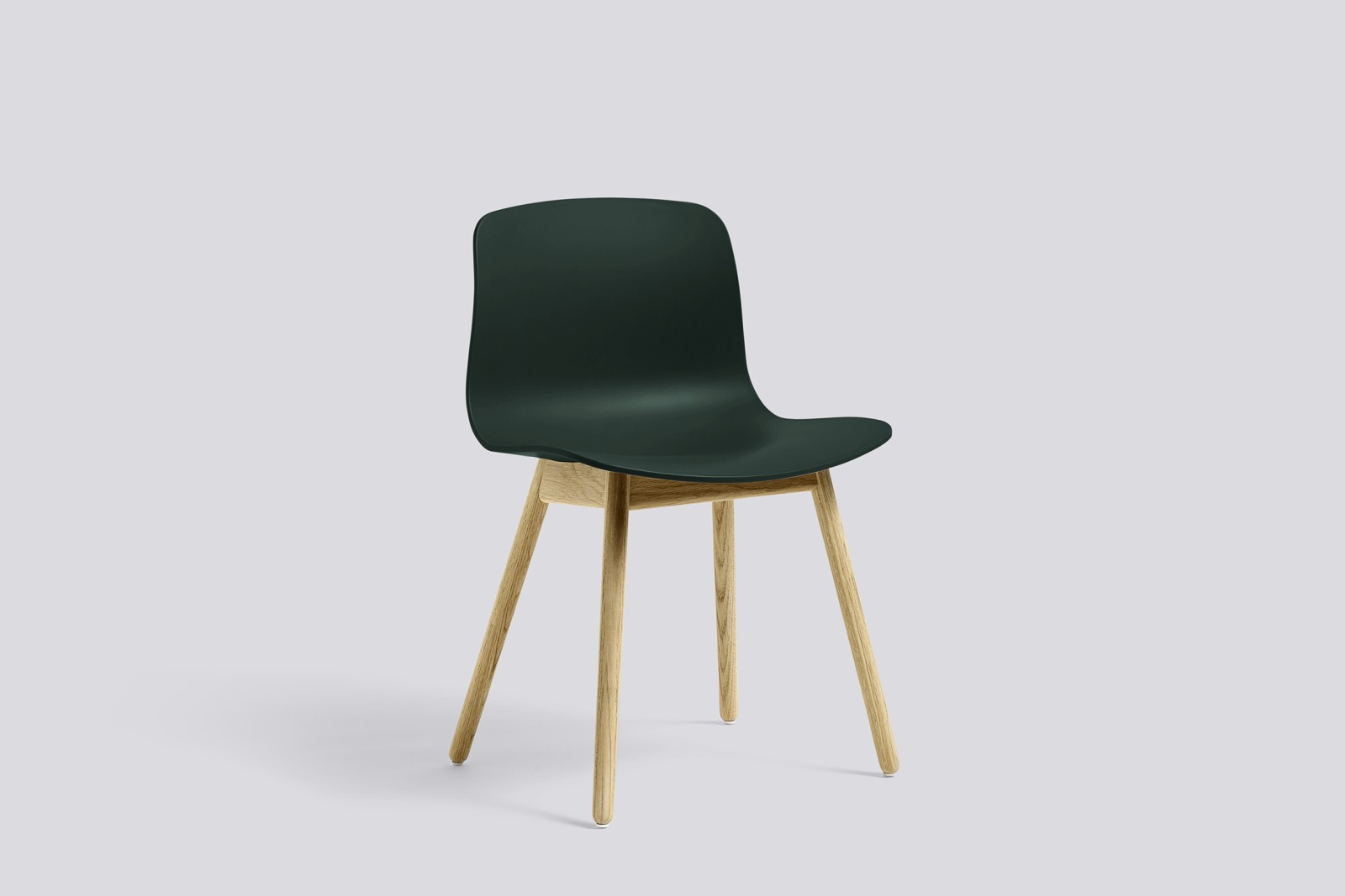 About A Chair AAC12 Hunter Seat and Matt Lacquered Solid Oak