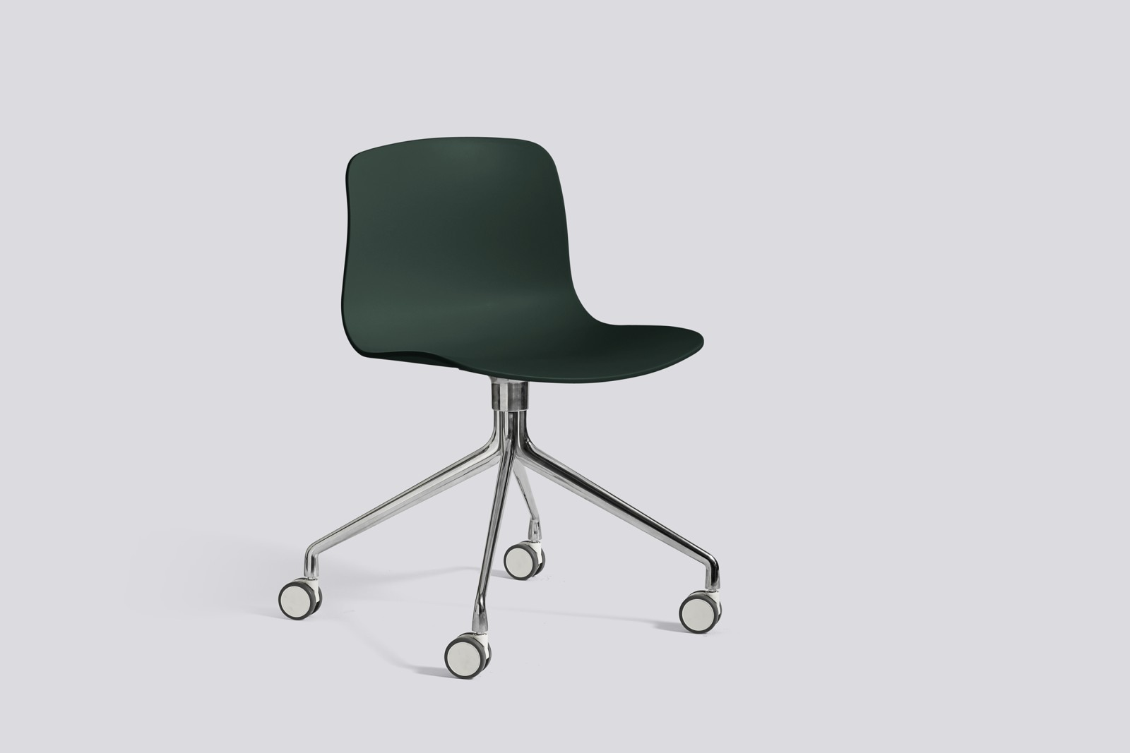 About A Chair AAC14 Hunter, Polished Aluminium