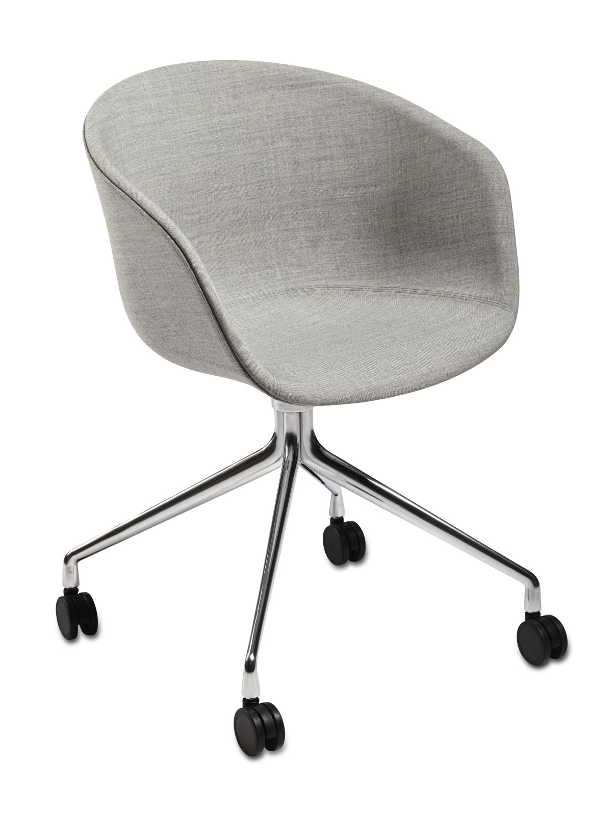 About A Chair AAC25 Remix 2 113, Polished Aluminium Base