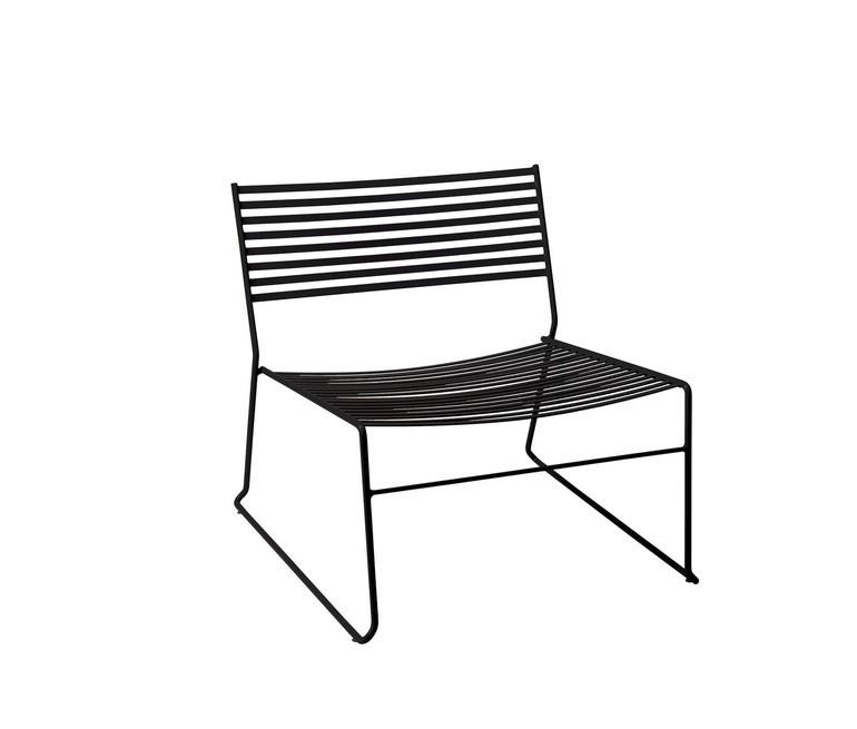 Aero Lounge Chair - Set of 2 Matt White