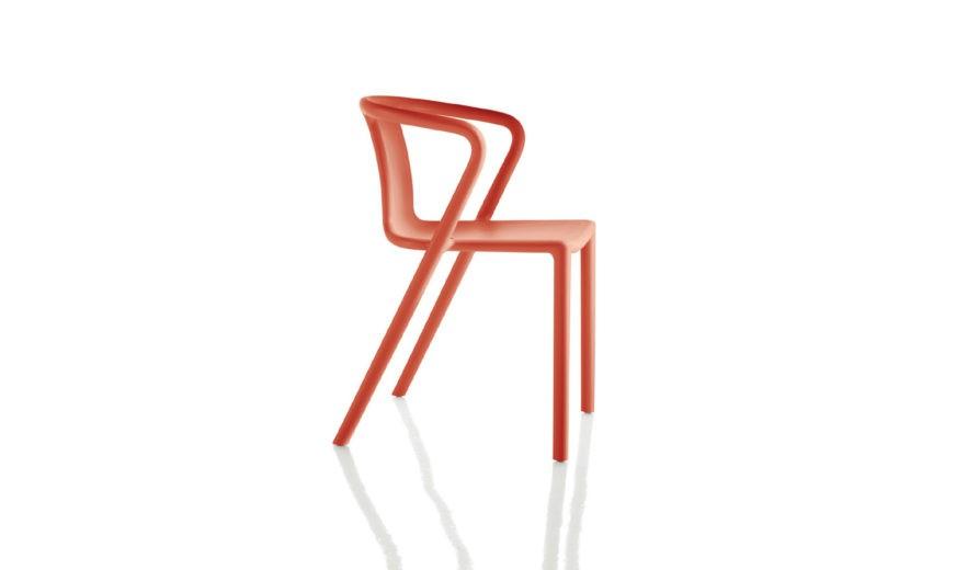 Air-Armchair - Set of 4 Orange